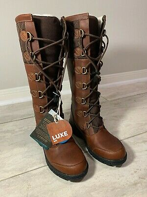 Dublin Ladies Fleet Country Boots. Choose Your Size!