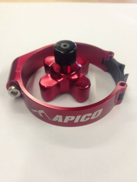 HONDA  CR125 R  CR 125 R  2002-2007  APICO LAUNCH CONTROL HOLESHOT DEVICE RED