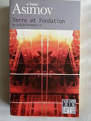 Le Cycle de Fondation : Terre et Fondation d'Isaac Asimov