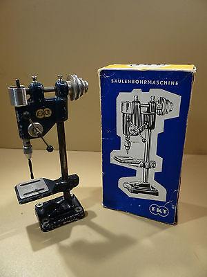 Antriebsmodell  EKT E.K.T Säulenbohrmaschine Nr. 14 mit OVP / Dampfmaschine