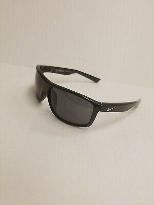 Nike Max Optics Premier 8.0 Wrap Sport Sunglasses EV0792 009 black/black lens (Nike Max Optics Sunglasses)
