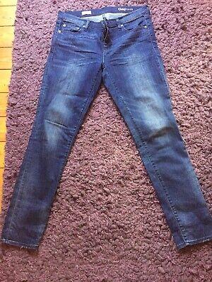 Gap girlfriend jeans 29T