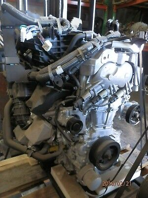 NISSAN OEM 2014 QR25 - Engine Long Block