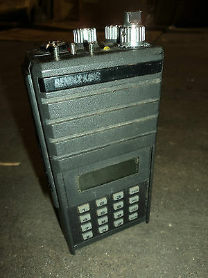 1 Used Bk Bendix King Radio Vhf Tested Working Lph 2142 Lph2142