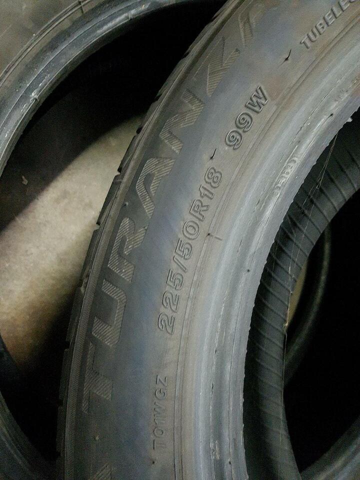 2x Bridgestone Turanza T001 225/50R18 99W Sommerreifen in Bayern - Vöhringen