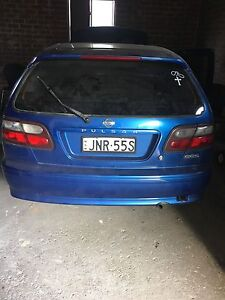!!!!  2000  NISSAN PULSAR SSS !!!! Kellyville The Hills District Preview