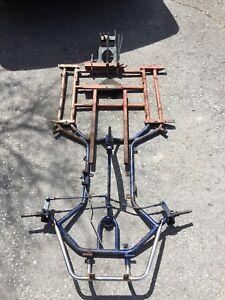 Go cart frame