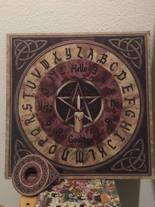 Pentagram Ouija Spirit Board distributed by Nemesiss Now