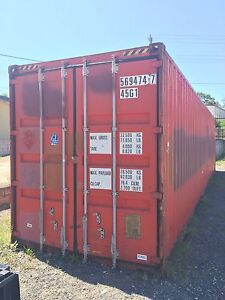 40 foot Cheap Sale Shipping  Container Clontarf Clontarf Redcliffe Area Preview