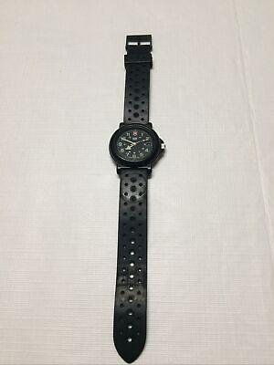 Victorinox Swiss Army Black Renegade Watch Large
