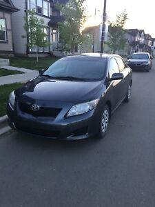 2009 Toyota Corolla MINT CONDITION, only owner.