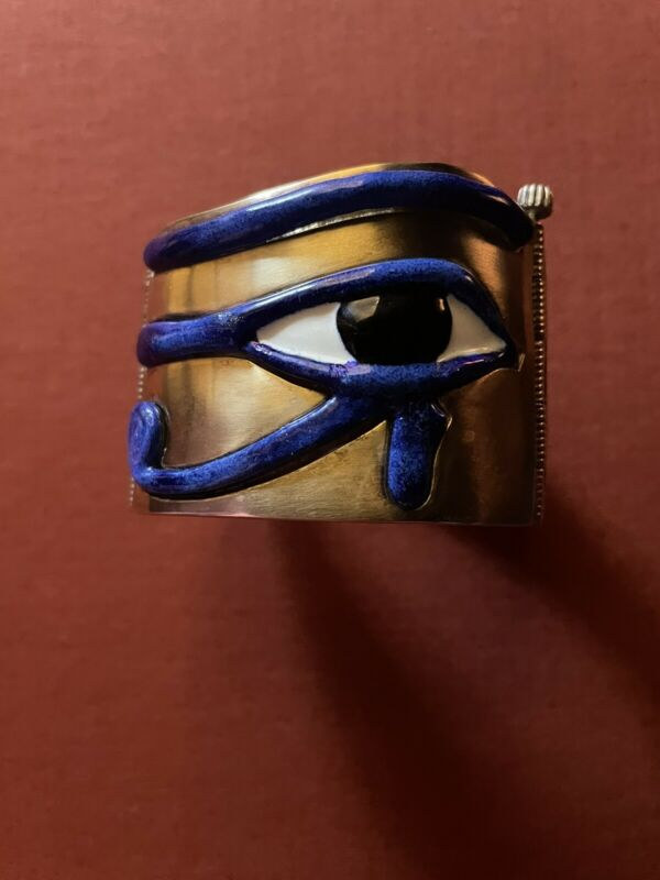Replica Eye Of Horus Bracelet Metropolitan Museum of Art King Tutankhamen 1976