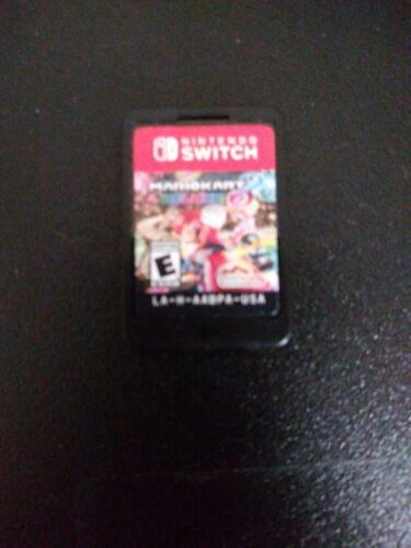 Mario Kart 8 Deluxe Nintendo Switch, 2017  - $35.00