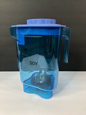 Vitamix Blending Station Advance Container Jar Soy Blue With Lid Blade