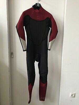 Billabong Wetsuit Men Absolute Comp Size M 3/2mm