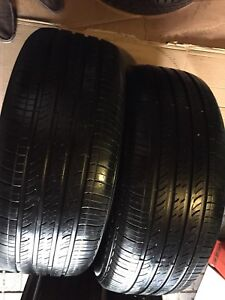 225/50R20 104H  Hankook Optimo tiers  In very good Condition