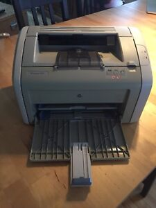 Imprimante laser HP 1020