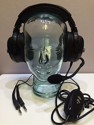 New Telex Stratus 30Xt Anr Headset P N Prd000011100 Free Priority Shipping