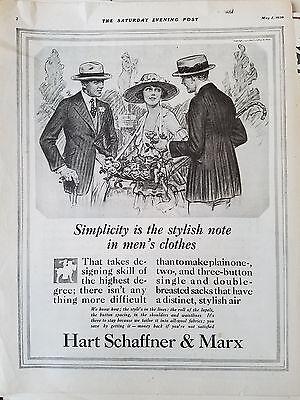 & Marx Herren Bekleidung Modischer Damen Korb Rosen Vintage (1920 Herren Bekleidung)