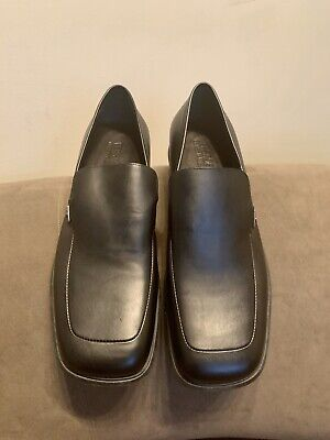 Mens  Versace Classic Loafers Size 45 (US 12)