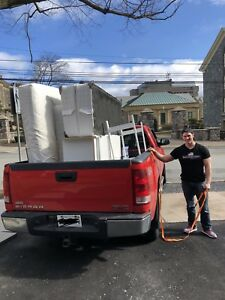 TRUCK FOR HIRE! Furniture Delivery, Moves, Junk Removal, etc!