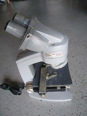 American Optical Fifty Microscope Binocular 10x43x