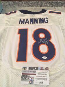 Peyton Manning Signed Broncos Jersey!
