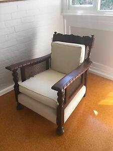Lounge chair Wollstonecraft North Sydney Area Preview