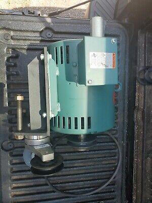 Dental Equipment Used Midmark Power Vac Dry Vac Suction 3hp Motor Pullies Belt