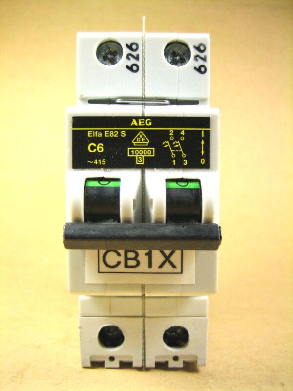 AEG -  ELFA-E82S-C6 -  Circuit Breaker
