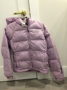Women's North Face 700 fill down parka