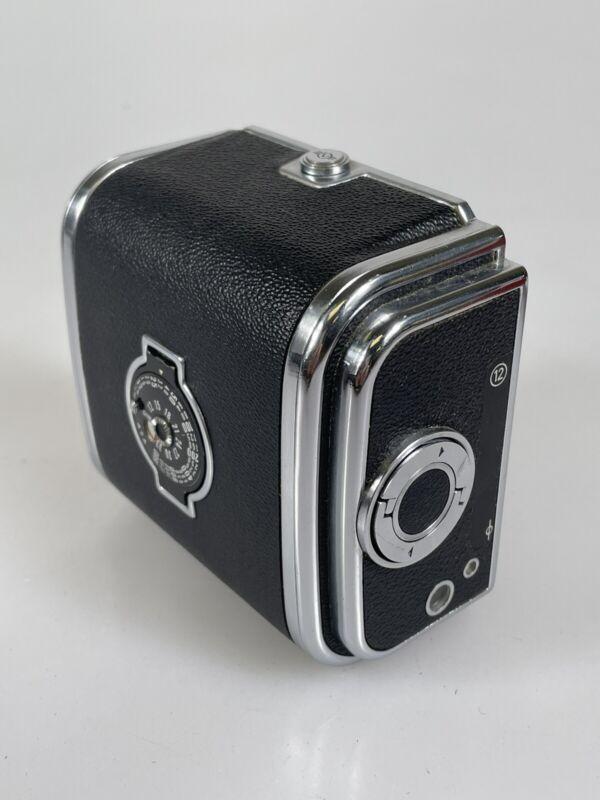 Hasselblad A12 120 Film Back Chrome, for V System