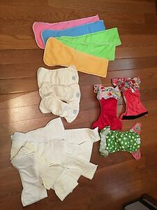 Chelory odds and ends cloth diapers Oakville / Halton Region Toronto (GTA) image 1