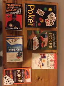 6 Poker Books