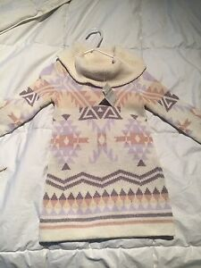 New with tags 18-24 month Baby Gap sweater dress