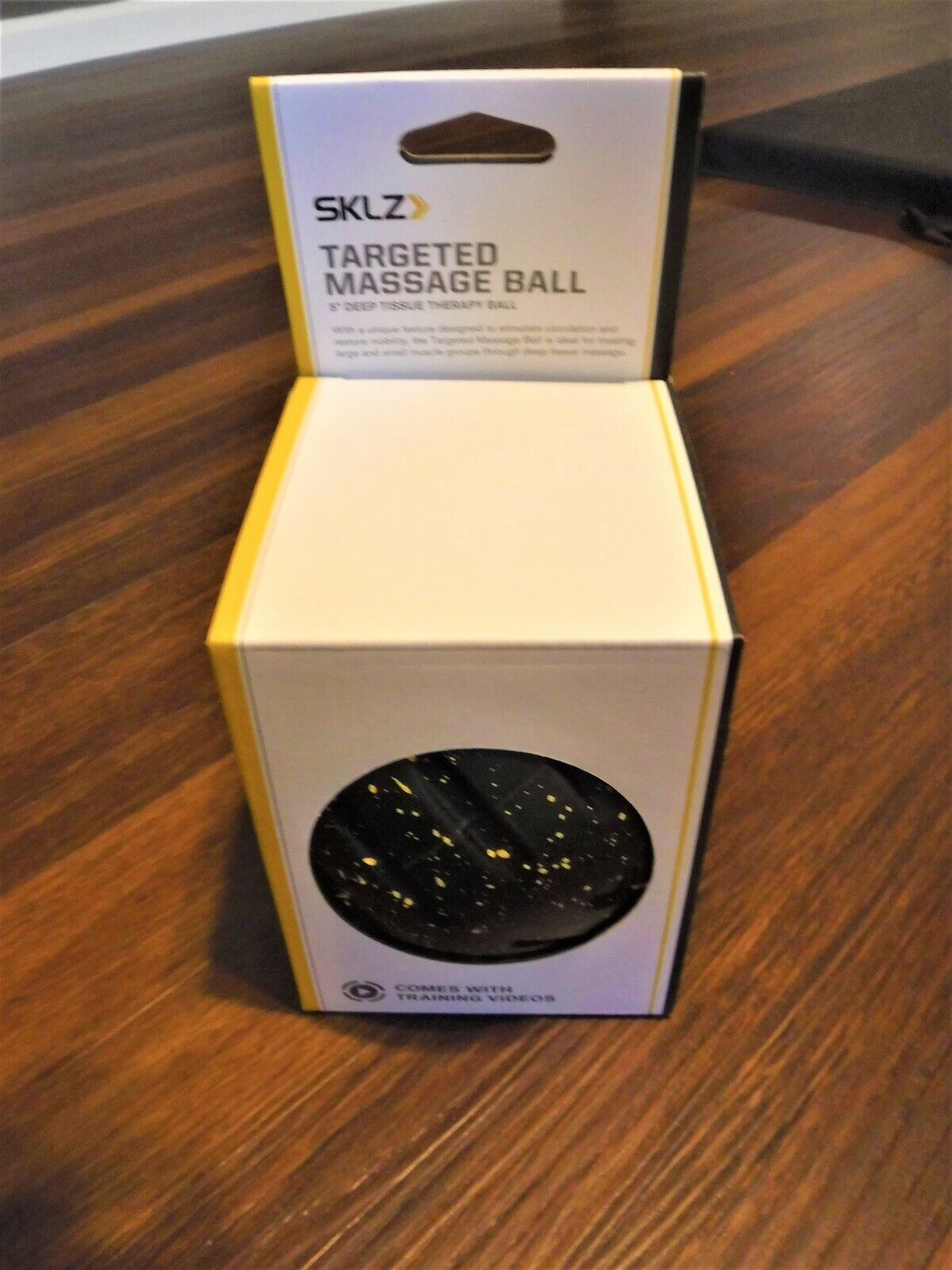 targeted massage ball 5 inches deep tissue