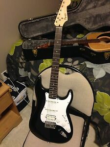 Squier bullet strat trade for an acoustic