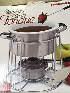 Fondue set - still in the box