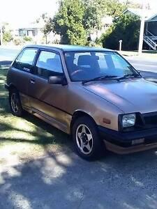1984 Suzuki Swift Van/Minivan Laidley Lockyer Valley Preview