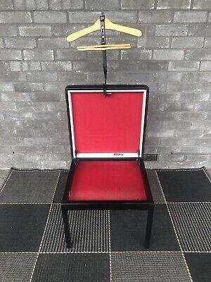 Mid Century Dressing Valett Valet Stool Seat Jacket & Trouser Hanger Arnex