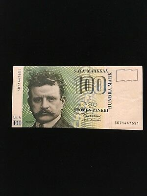 FINLAND Paper Money 1986 NEW CONDITION