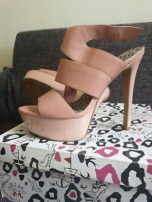 Jessica Simpson Size 5 Pink Heels