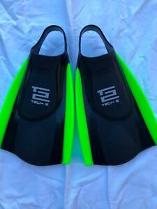 Hydro Tech 2 Bodyboard Fins -New Woonona Wollongong Area Preview