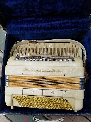 STANELLI PIXIE 8 Accordion In Case