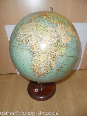 21999 alter   politischer Erd Globus 1940 Gracklauer Welt Weg-Weiser H : 58 cm