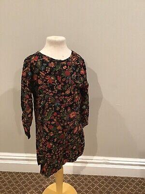 Nice Things Mini Floral Dress 6 Nwt