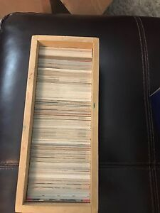 Hockey and baseball cards for sale