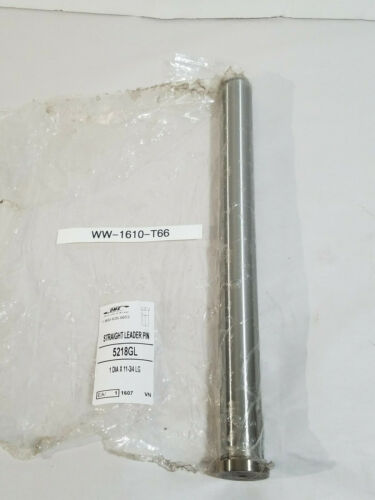 "New DME Straight Leader Pin 5218GL, 1"" X 11-3/4"" LG"