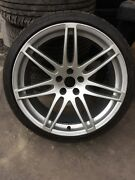 Audi genuine 20 inch wheels Shelly Beach Wyong Area Preview
