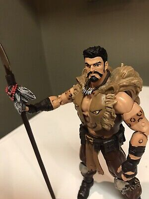 Marvel Legends Hasbro Rhino BAF Series Kraven LOOSE FIGURE ONLY NO BAF